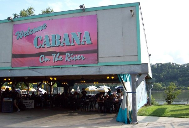 Cabana on the River